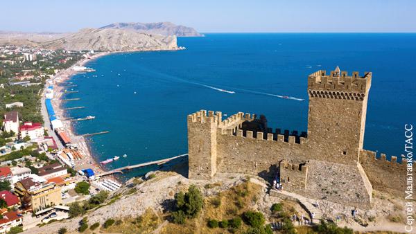 В Совфеде оценили идею переименования Крыма