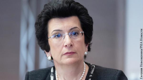 Бурджанадзе предсказала «абсолютный коллапс» в Грузии в случае российских санкций