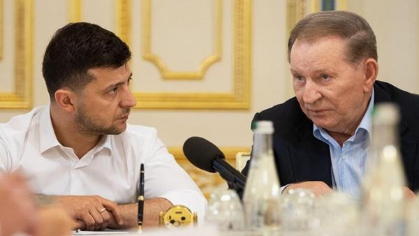 Зачем Зеленский и Кучма устроили цирк в Минске
