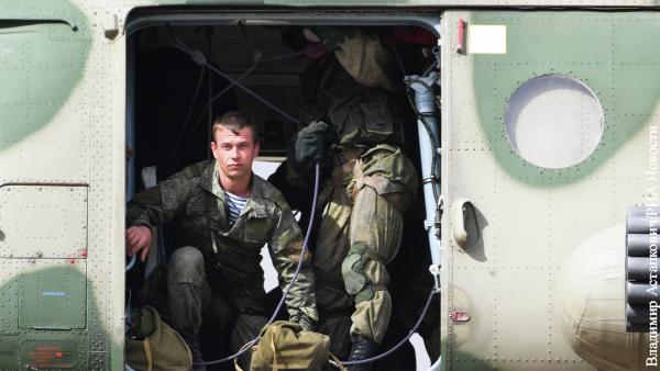 Российская армия освоила новый вид наступления