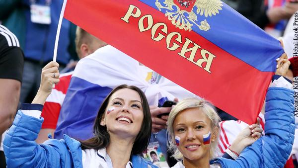 Немецкий журналист оценил преимущество настоящей улыбки россиян