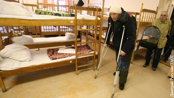 Общество: Москвичи борются с экспортом бездомных